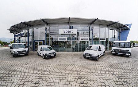 EBERT Mercedes-Benz Transporter Hirschberg