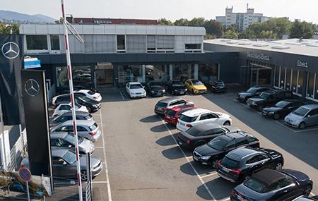 EBERT Mercedes-Benz Service Weinheim