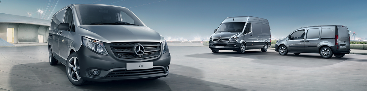 EBERT Mercedes-Benz Transporter Grosskunden