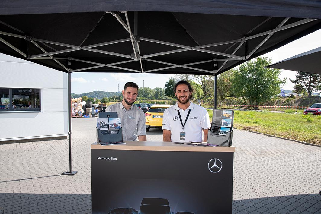 EBERT Mercedes-Benz EDITION19 Probefahrt
