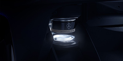 EBERT Mercedes EQC Air-Balance