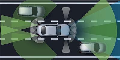 EBERT Mercedes EQC Fahrerassistenz-Paket