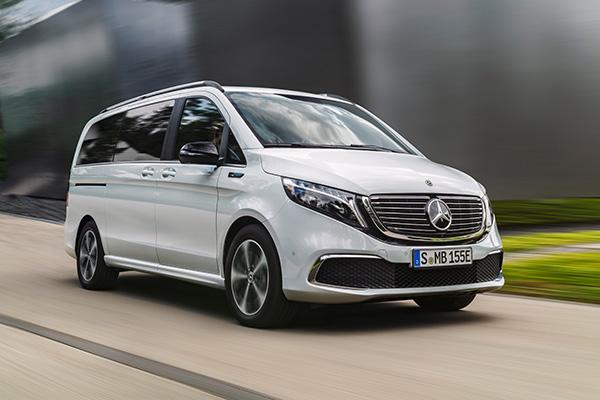 EBERT Mercedes EQV Exterieur