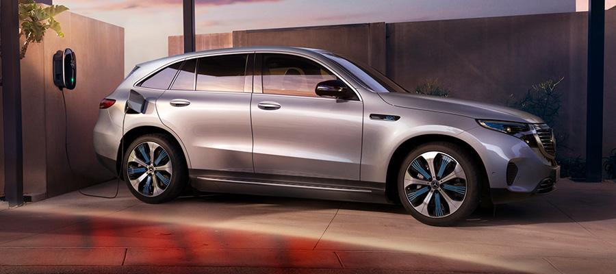 EBERT Mercedes-Benz EQC