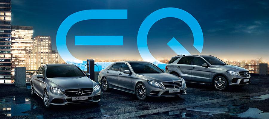 EBERT Mercedes-Benz EQ-Power Modelle