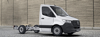EBERT Sprinter Fahrgestell