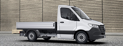 EBERT Sprinter Spritschenwagen