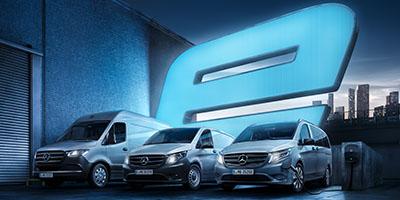EBERT Mercedes-Benz eVan