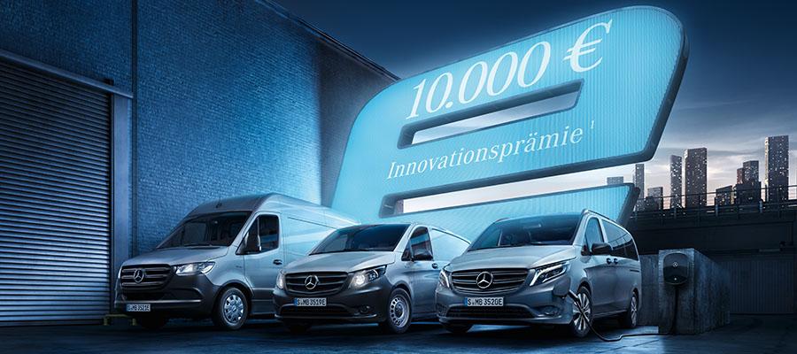 EBERT Transporter Innovationsprämie