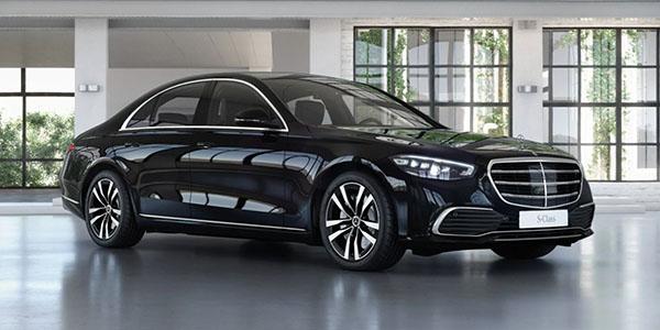 EBERT Mercedes-Benz S-Klasse Kurzversion
