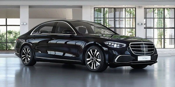 EBERT Mercedes-Benz S-Klasse Langversion