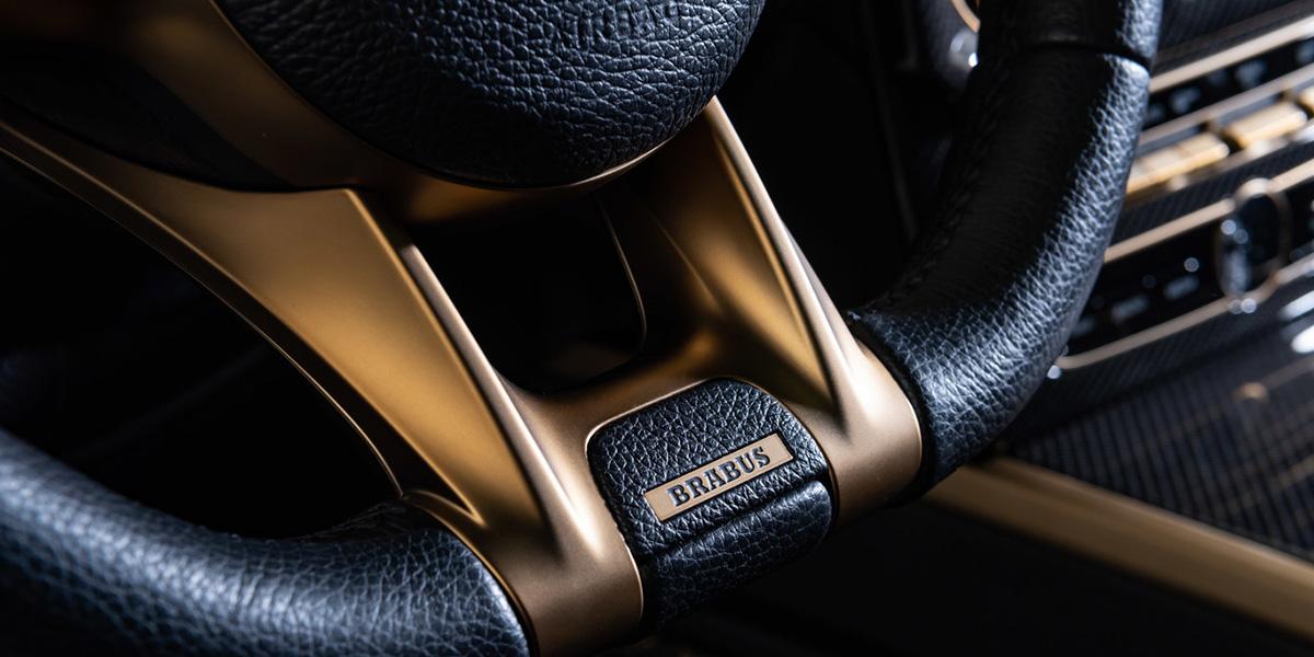 EBERT BRABUS Black & Gold Style