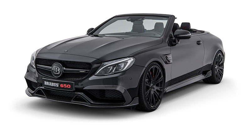 BRABUS Carbon Body Package